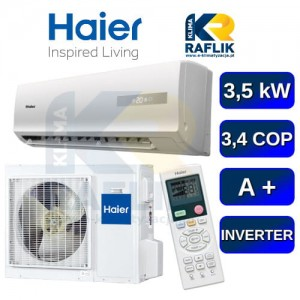 Haier Tide AS12 klimatyzator ścienny 3,5 kW AS12GB3HRA/1U12BE6ERA